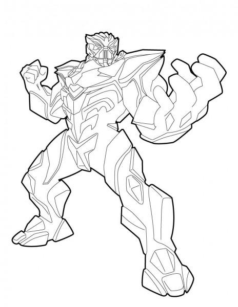 Jogos De Colorir Max Steel