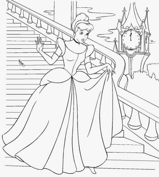 Desenhos Da Disney Para Colorir E Imprimir