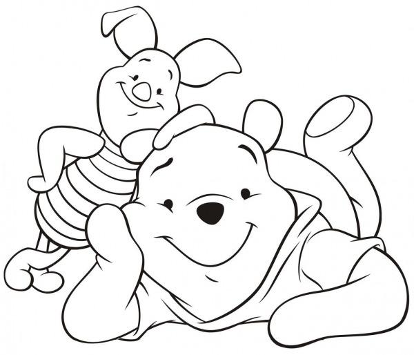 Desenhos Da Disney Para Imprimir E Colorir