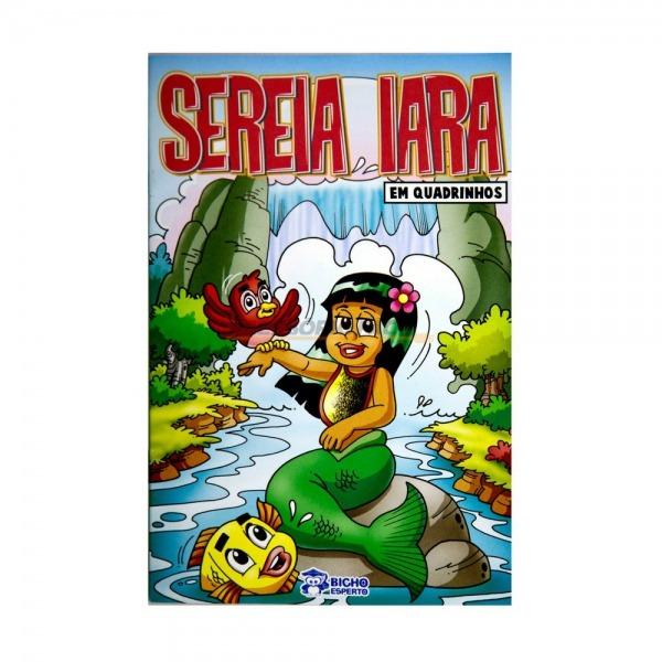Folclore Em Quadrinhos  A Sereia Iara