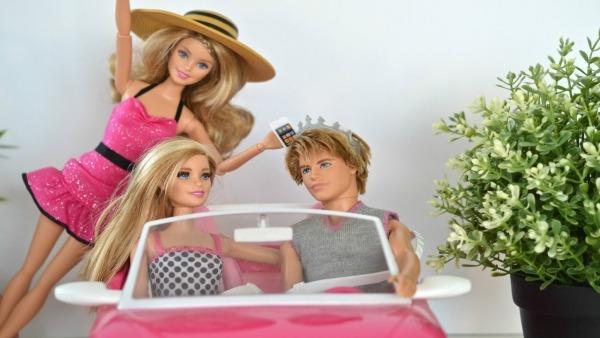 Barbie Leticia Em Encontro Romantico Com Ken   [parte 6] Em