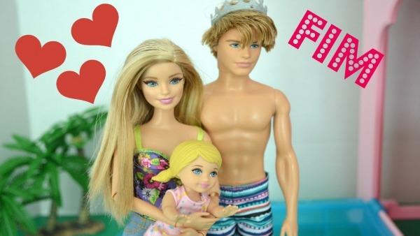 Barbie Leticia E Ken Capitulo Final Amigas Para Sempre [parte 88