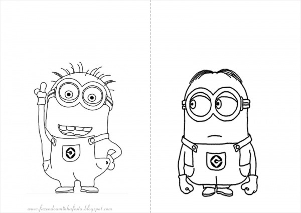 Desenhos Para Imprimir De Aniversario