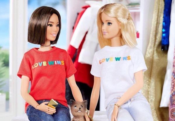 """A Namorada Da Barbie  Quando A Gente Diz Que """"não Tem Volta"""", é Isso!"""