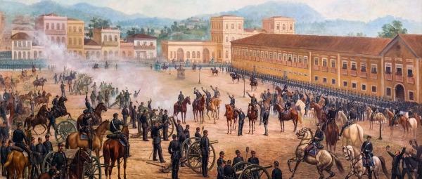 Saiba Como Foi A Proclamação Da República Brasileira Em 15 De