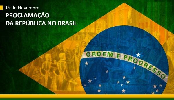 História Hoje  Proclamação Da República No Brasil Completa 127
