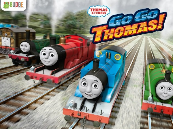 Thomas & Friends  Vai, Thomas! Download Para Android Grátis
