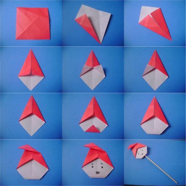 Origami Do Saci