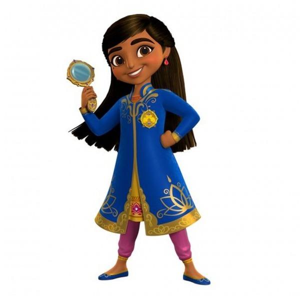 Disney Vai Criar Desenho Inspirado Na Cultura Indiana