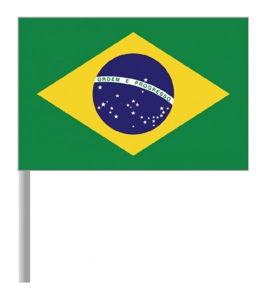 Bandeira Do Brasil Para Imprimir E Montar