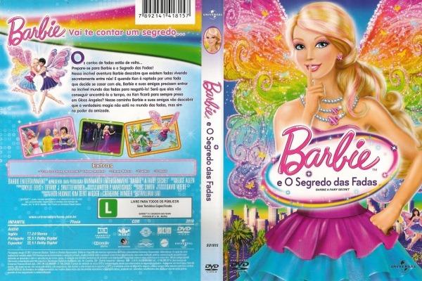 Assistir Barbie O Segredo Das Fadas