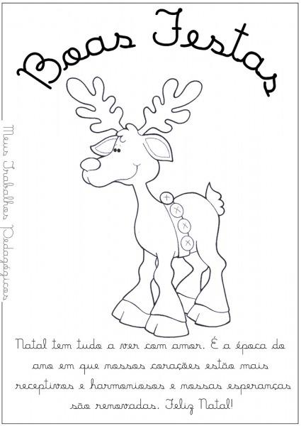 Frases De Natal Para Escola Infantil