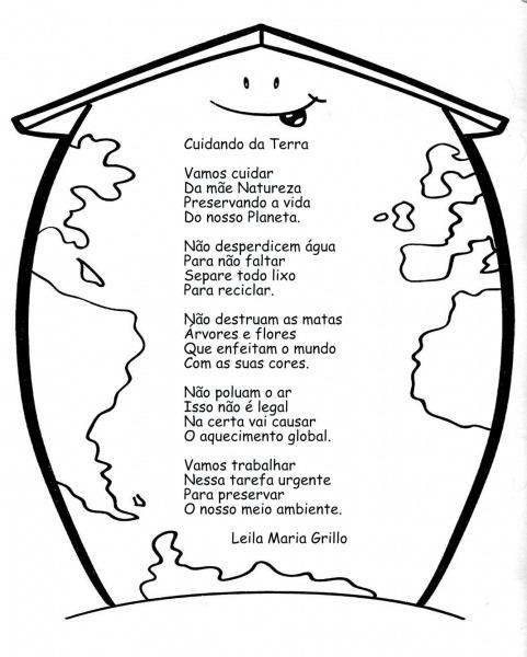 Desenhos Do Dia Do Planeta Terra Para Imprimir, Colorir, Coloridos
