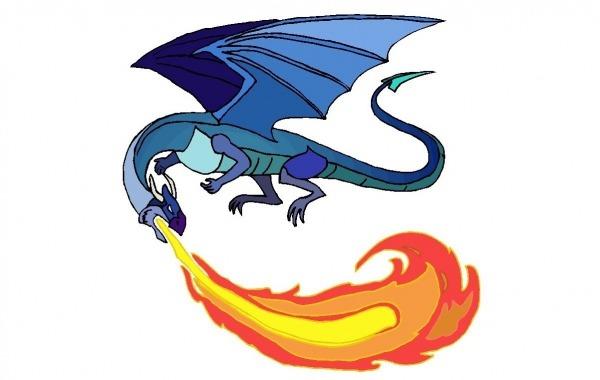 Desenhos De Dragões  Desenhoswiki Com