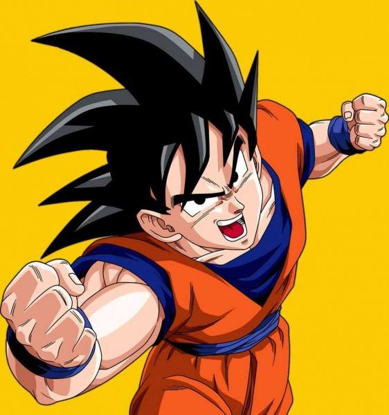 Hoje é O Dia Internacional De Goku, Estrela De Dragon Ball