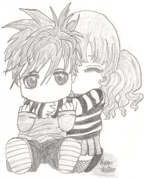 Desenho Para Desenhar De Amor