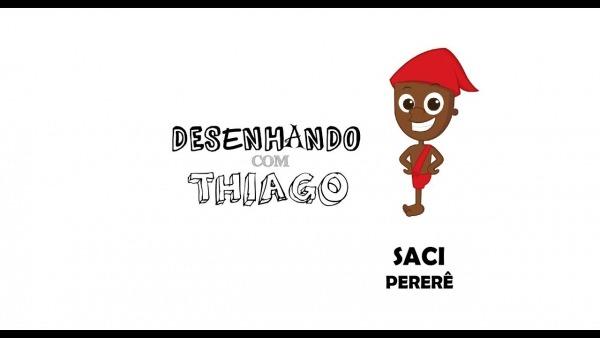 Desenhando Com Thiago (vídeo 14