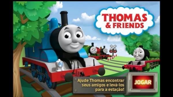 Thomas E Seus Amigos  Thomas