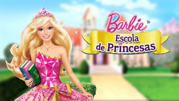 Barbie™ Escola De Princesas