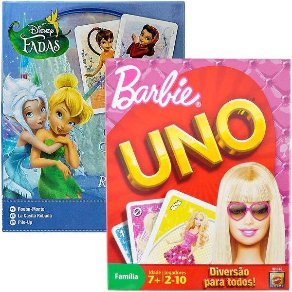 Uno Barbie Mais Rouba Monte Barbie E Tinker Bell O Segredo