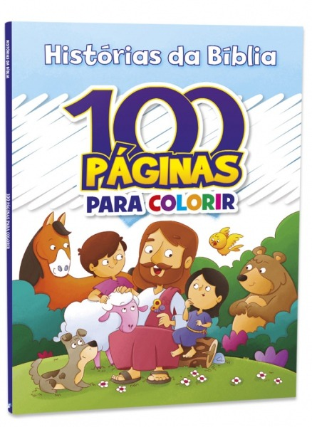 100 Páginas Para Colorir
