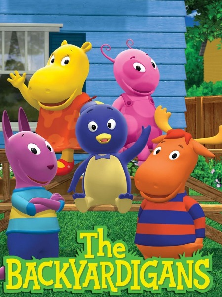 Backyardigans What Animal Is Uniqua