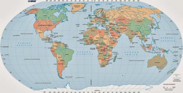 Mapa Mundi 05