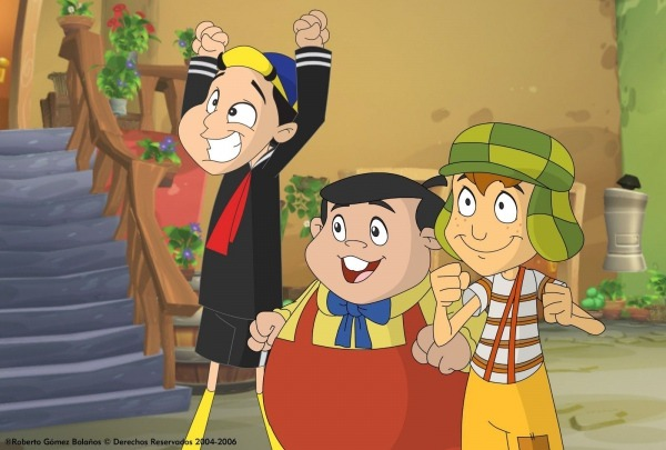 Image For El Chavo Background Wallpaper