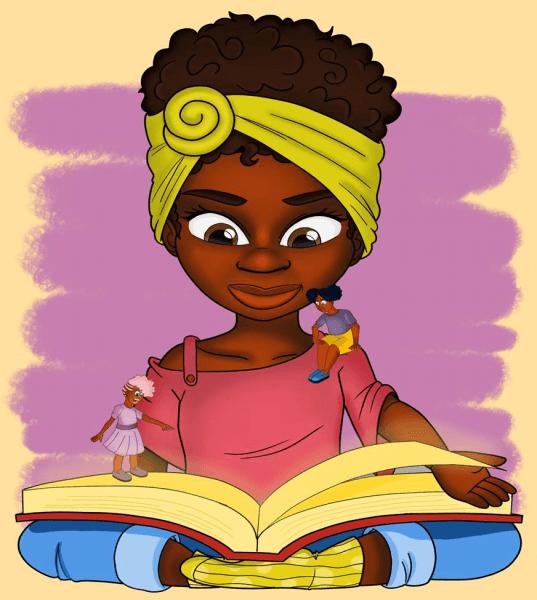 100 Livros Infantis Meninas Negras