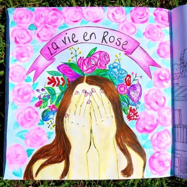 Livro De Colorir Segredos De Paris Por @jessicasantin  Secretparis
