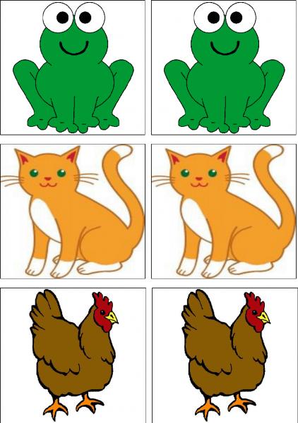 Animais Para Imprimir
