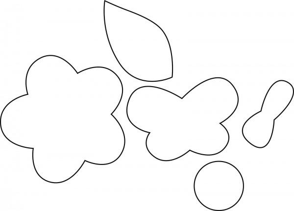 Desenhos De Flor Para Imprimir