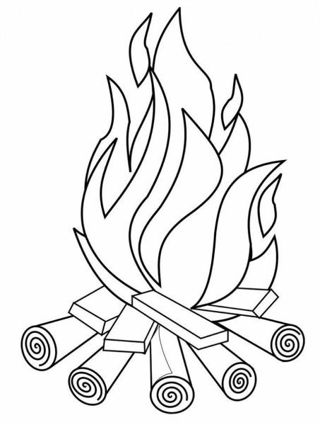 Desenhos De São João Para Colorir