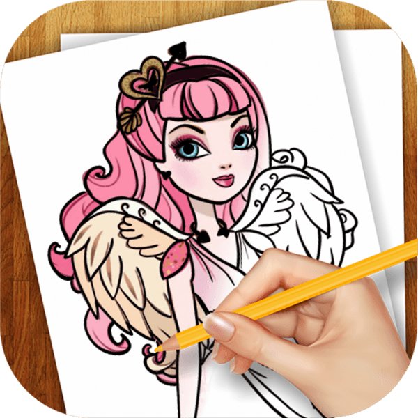 Learn How To Draw   Drawing Edition For Ever After High By Artem