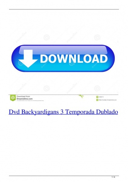 Dvd Backyardigans 3 Temporada Dublado By Sidowcora