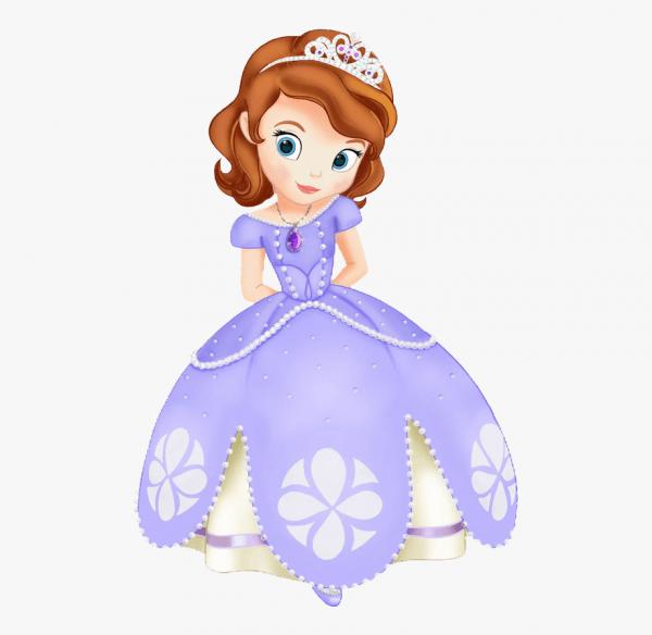 Princess Sofia Clipart