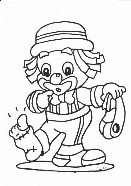 Desenhos Para Colorir Patati Patata Imprimir Grande