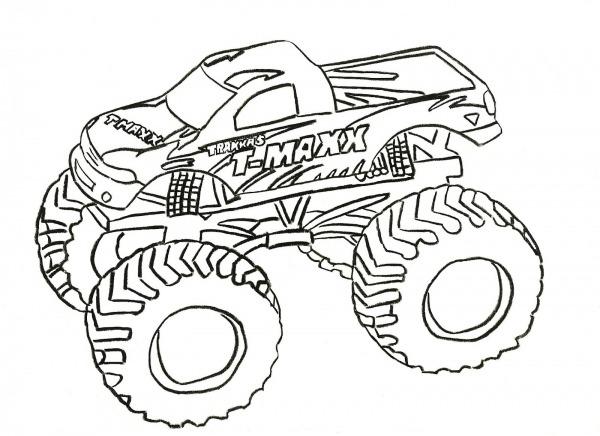 Desenhos De Carros Para Pintar E Imprimir