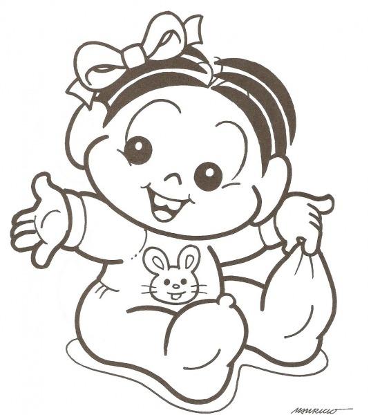 Desenhos Para Colorir Disney Baby