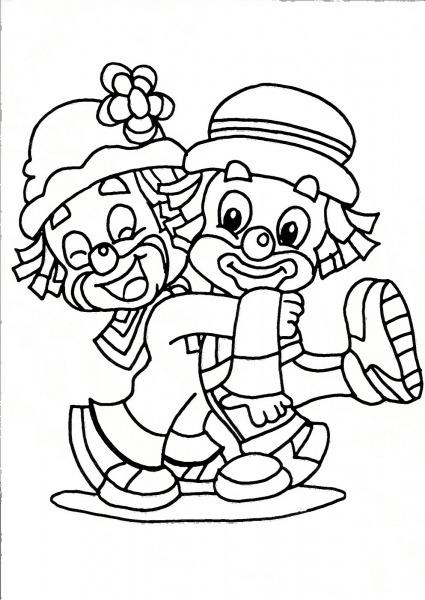 Desenhos Do Patati Patata Para Colorir E Imprimir – Pampekids Net