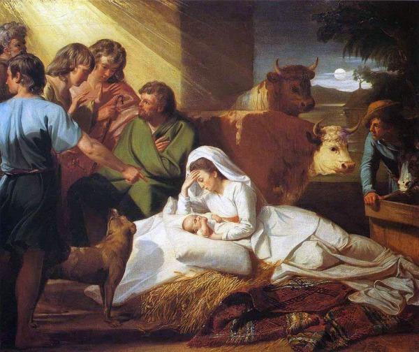 Entre O Malho E A Bigorna  O Nascimento De Cristo  Incoerências