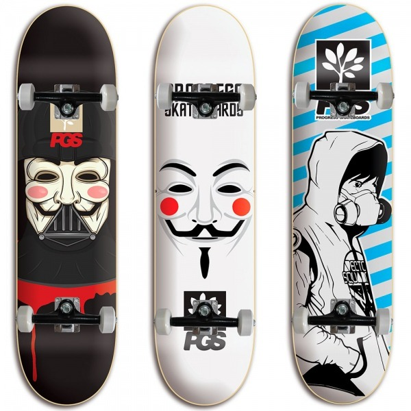 Skate Iniciante Peças De Excelente Qualidade Vários Desenhos