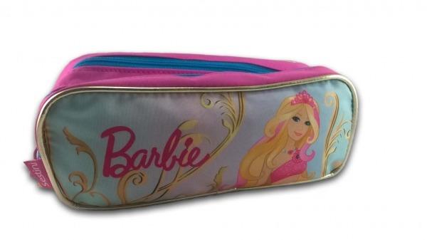 Estojo Barbie Vida De Sereia 2 Corpos