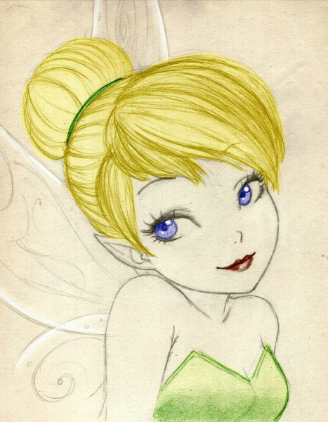 Tinkerbell …
