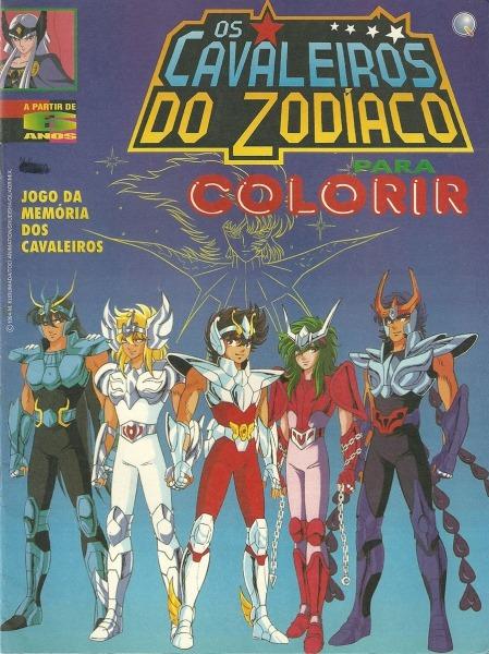 Revista Para Colorir