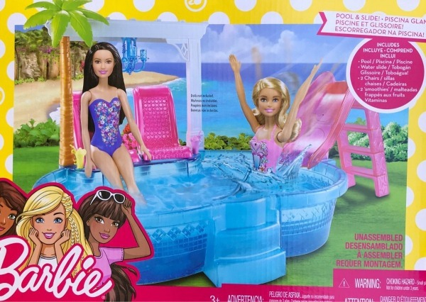 Barbie Na Praia