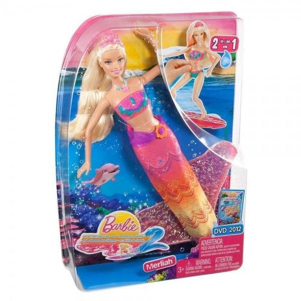 Barbie Vida De Sereia 2 Merliah