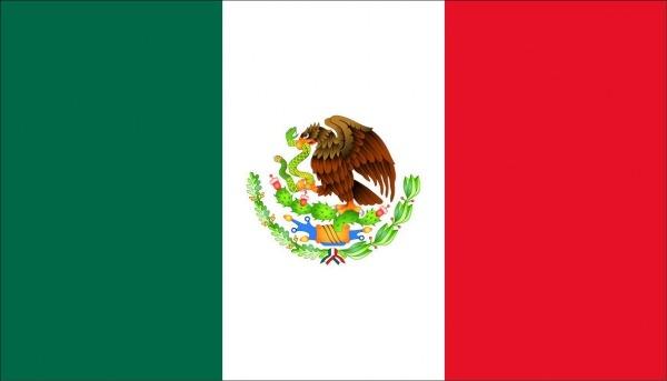 Bandeira Do Mexico Para Imprimir – Pampekids Net Em 2019