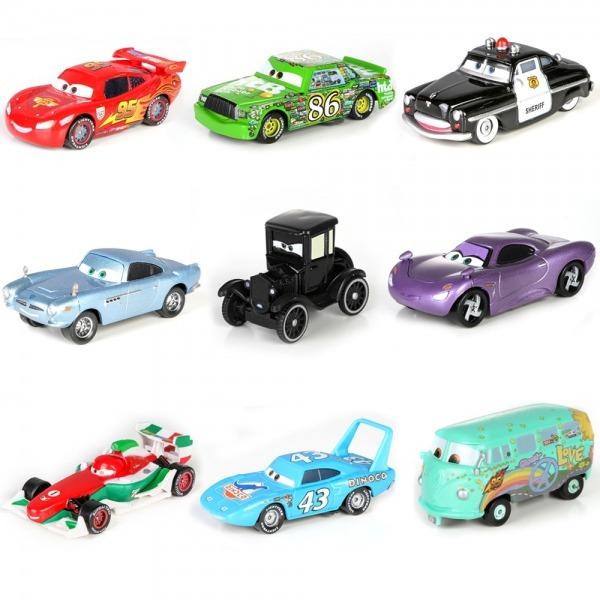 Disney Pixar Carros RelÂmpago Mcqueen 3 23 Estilo Brinquedos Para