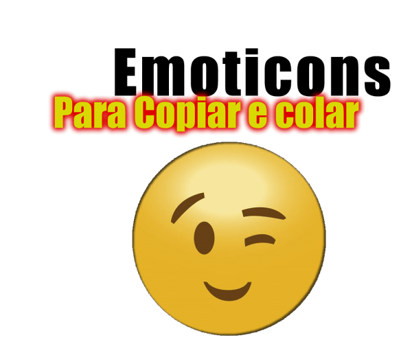 Emoticons Art 🎨 – Copy Desenhos  👉 Todos Emoticons Para Copiar E